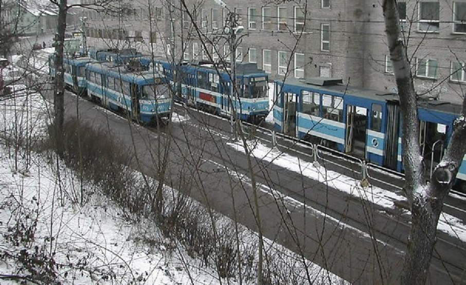 Tallinn Light Rail Transit – Lines 1 & 2