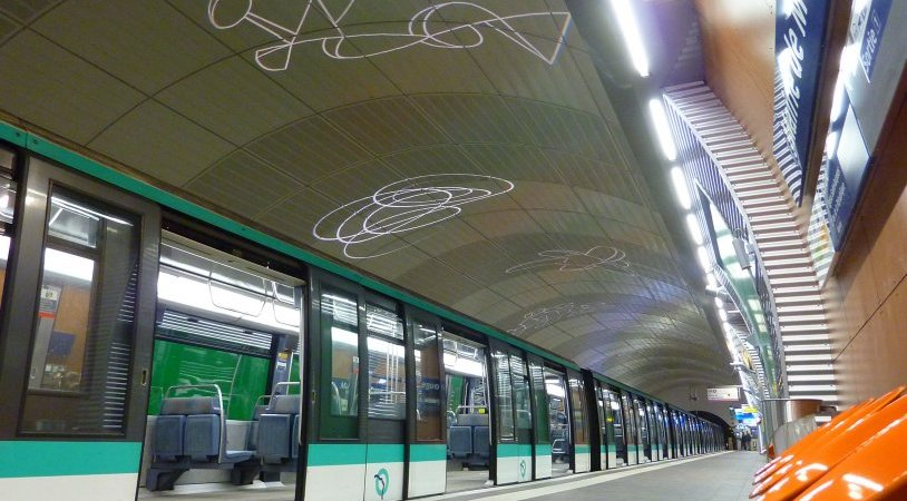 Paris Metro - Extension of Line 4
