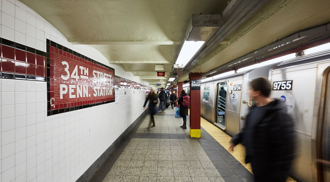 NYCT | Design, Procurement, and Construction Support for CBTC/AWS Systems for the 8th Avenue Line