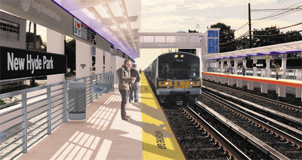 LIRR | Project Management Consultant Services for Mainline 3rd Track Expansion Project